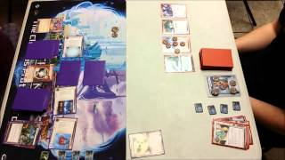 Netrunner Worcester: July14 Round 1 Game 1