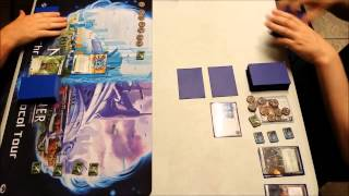 Netrunner Worcester July14 Round 1 Game 2
