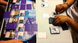 Netrunner Worcester July14 Round 2 Game 1
