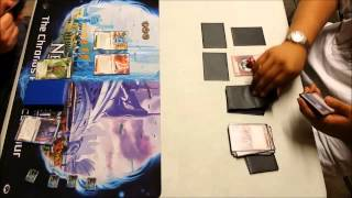 Netrunner Worcester July14 Round 2 Game 2