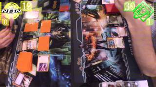 Android Netrunner San Rafael Regionals Match 2, Game 1 Commentary