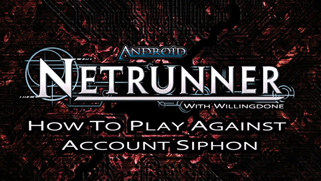 How to Play Against Account Siphon