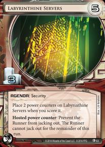 Labyrinthine Servers