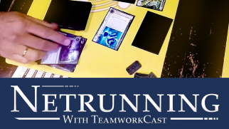 Hiveworld Cologne Oct 2014 – #1 – I am Root – Netrunner With Teamworkcast
