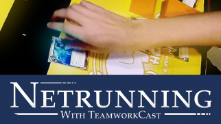 Hiveworld Cologne Oct 2014 – #2 – Suffer Like G Did? – Netrunner With Teamworkcast