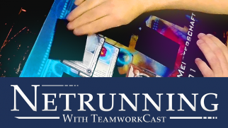 Hiveworld Cologne Sep 2014 – #6 – The House of Flying Cards – Netrunner With Teamworkcast