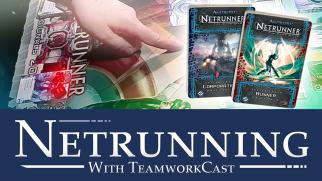 System Crash Draft – #5 – Two Brain Cell Wonder – Netrunner With Teamworkcast