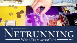Würfelkiste Store Championship 2015 – #1 – All by Myself – Netrunner With Teamworkcast