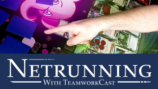 Würfelkiste Store Championship 2015 – #3 – The Controversial Game – Netrunner With Teamworkcast