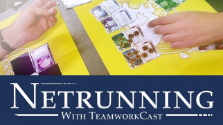 Brave New World Cologne Nov 2014 – #4 – Rich and Losing – Netrunner With Teamworkcast