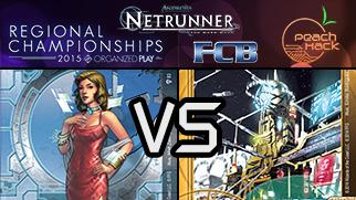 PeachHack – Atlanta Regionals 2015, Round 6 Game 1 – Andromeda vs. NEH