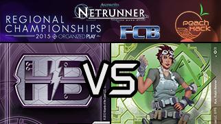 PeachHack – Atlanta Regionals 2015, Round 6 Game 2 – HB: ETF vs. Kate