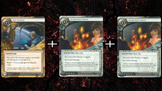 Playing Against Scorched Earth – Netrunner with Willingdone