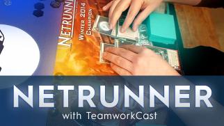 Marburg Store Championship 2015 – #3 – Leela Unleashed – Netrunner With TeamworkCast