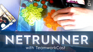Marburg Store Championship 2015 – #4 – Fat Advance – Netrunner With TeamworkCast