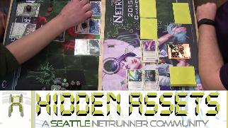 Hidden Assets – Raygun Lounge Store Championship – 8 Feb – Kate v. NEH