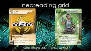 Oxford Regional Rd 3: Making News vs Kate [neoreadinggrid]