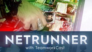 Hiveworld Store Championship 2015 – #1 – Virus Milkshake – Netrunner With TeamworkCast