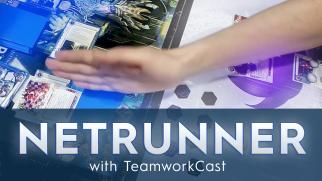 Hiveworld Store Championship 2015 – #2 – Retrieval Dive – Netrunner With TeamworkCast