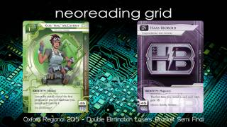 Oxford Regional Losers' SF: Kate (Andrew Hynes) vs ETF (Laurie Poulter) [neoreadinggrid]