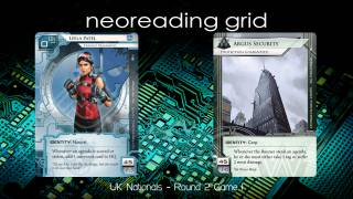UK Nationals Rd 2: Leela (Phil Chan) vs Argus (Chris Underwood) [neoreadinggrid]