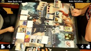 Netrunner Down Under – 2015 Adelaide Regionals – Top 8 Losers Final (Round 4) – Alex v Tim