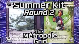 Summer Kit – Round 2: NEXT Design vs. Hayley – The Métropole Grid