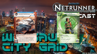 Warsaw City Grid #5 – Tennin Institute vs Chaos Theory
