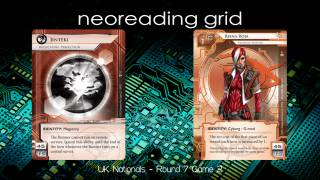 The UK Nationals Rd 7: RP (Tom Edwards) vs Reina (Stuart Taylor) [neoreadinggrid]