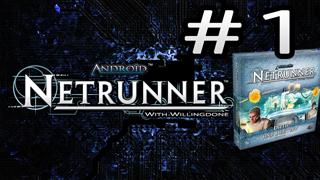 Data and Destiny Review – Corp – Netrunner with Willingdone