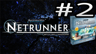 Data and Destiny Review – Runner – Netrunner with Willingdone