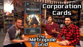 Netrunner Unboxing: Kala Ghoda – Corporation Cards – The Métropole Grid