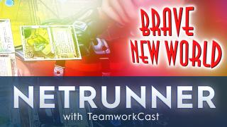 Brave New World Cologne SC 2016 – #4 – Return of the Dinosaur – TeamworkCast