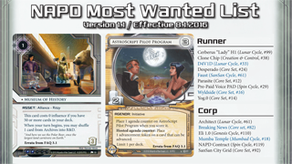 My Thoughts on the MWL Update – Netrunner with Willingdone