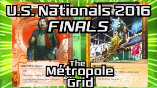 U.S. Nationals 2016 : Finals – Whizzard vs. Near-Earth Hub – The Métropole Grid