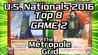 U.S. Nationals 2016 : Top Eight – Game Two: Pālanā Foods vs. Whizzard – The Métropole Grid