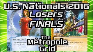 U.S. Nationals 2016 : Losers Finals – Andromeda vs. Near-Earth Hub – The Métropole Grid