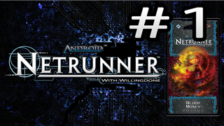 Blood Money Review – Runner – Netrunner with Willingdone