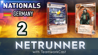 German Nationals 2016 – #2 – Lean-Forward Situation – TeamworkCast