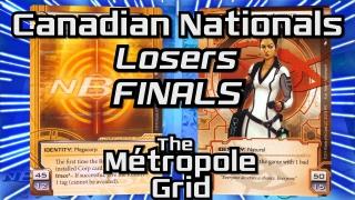 Canadian Nationals 2016: Losers Finals – C.T.M. (Aaron Celovsky) vs. Valencia (Alex Bradley) – The Métropole Grid