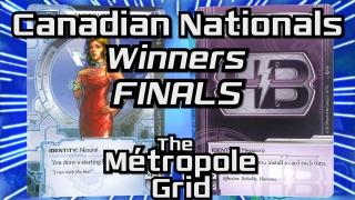 Canadian Nationals 2016: Winners Finals – Andromeda (Aaron Celovsky) vs. E.T.F. (Andrej Gomizelj) – The Métropole Grid