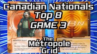 Canadian Nationals 2016: Top Eight – Game Three: Whizzard (Dien Tran) vs. C.T.M. (Alex Bradley) – The Métropole Grid