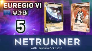Euregio VI – #5 – Tiny Siphon – TeamworkCast